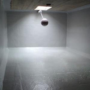 Reforma de caixa d água de concreto